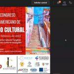 Congreso Latinoamericano de Turismo Cultural finalizó con gran éxito de audiencia